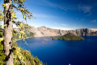 Crater Lake/Redwoods